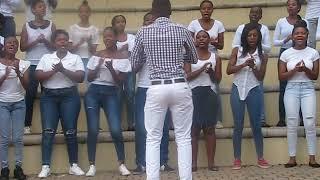 Groenkloof Gospel Choir (G.G.C)    NDIKHOKHELE BAWOYAWA LEMBEWU