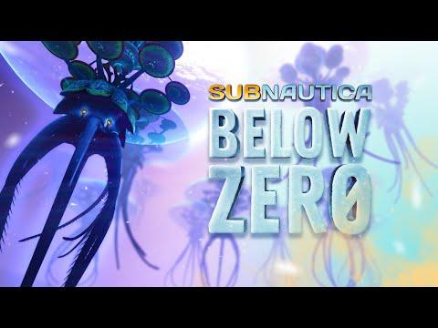 WE HEARD VOICES OF THE VOID.. - Subnautica Below Zero - New Leviathan Updates & BIG WORM! - Gameplay
