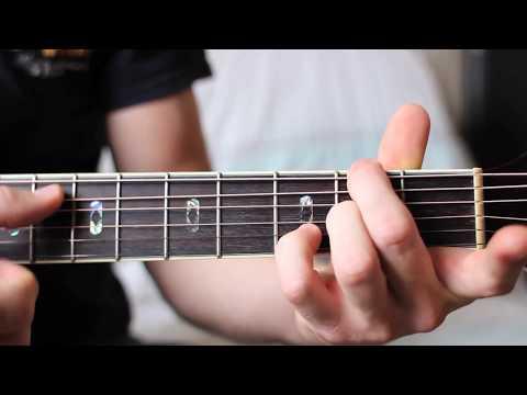 D/F#  //  EASY Guitar Chord Tutorial