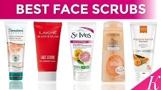 10 Best Face Scrubs In India With Price | Face Scrubs For Indian Skin Types | 2017