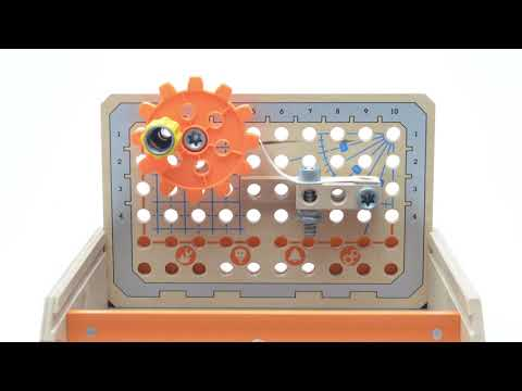 Youtube Video for Science Experiment Toolbox - Junior Inventor