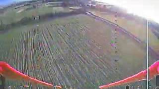 Emax hawk 5 learning fpv quadcopter