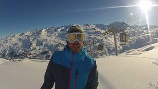 Val Thorens Snow Report: 13th February 2018 | Kholo.pk