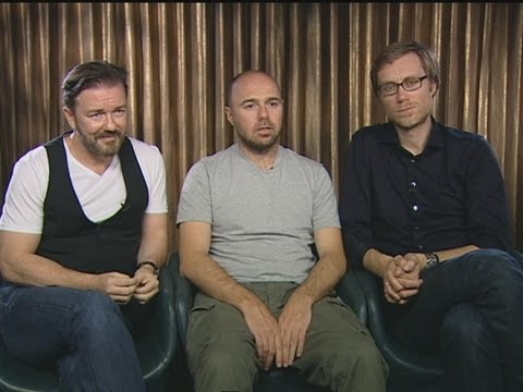 Has fame changed Karl Pilkington?