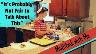 MAKE AHEAD Back To School Breakfast Solutions | Cook with Me