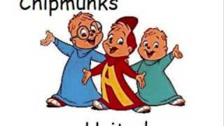 Chipmunks United - The Time of my life