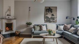 Apartment Tour: Beautiful & Simple Scandinavian Design | Interior Design