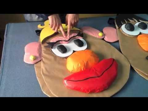 Disfraces de Navidad - Sres Patata