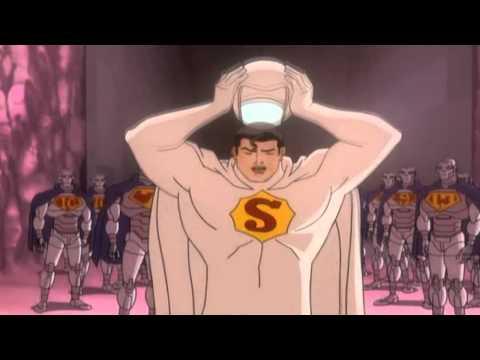 Superman és a Nap-expedíció online