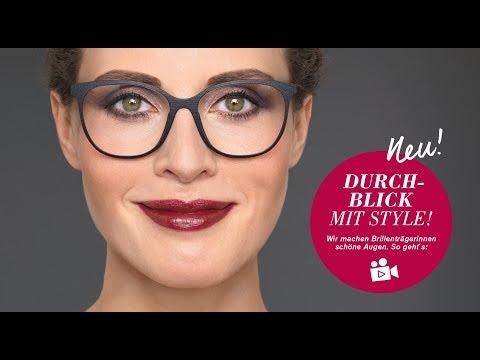 Durchblick mit Style - Der Schuback Brillen-Look - Tutorial