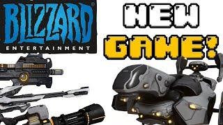 😆 BLIZZARDS NEW GAME! BATTLEROYALE !?