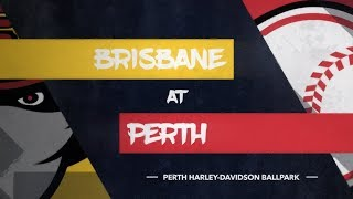 REPLAY: Brisbane Bandits @ Perth Heat, R2/G1