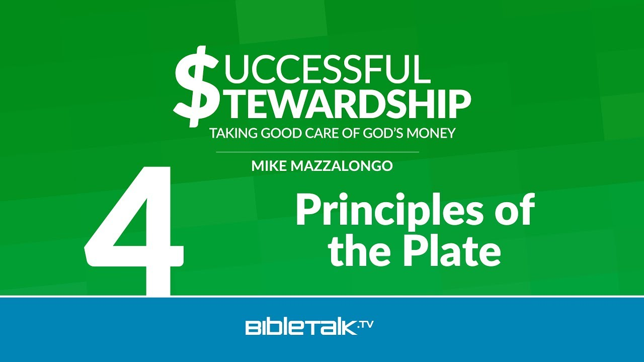 4. Principles of the Plate