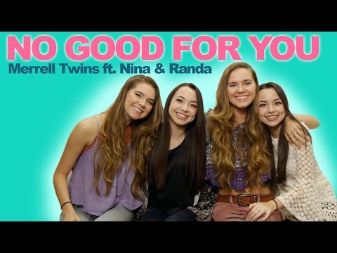 This is our cover of NO GOOD FOR YOU ft. Nina & Randa!