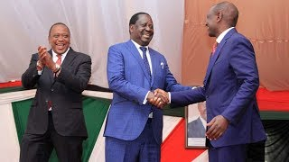 Ruto: Raila using BBI for 2022 takeover | The Way It Is