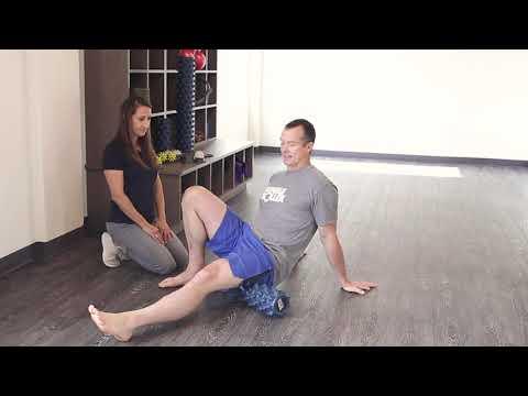 RumbleRoller: Deep-Tissue Massage Roller-GadgetAny
