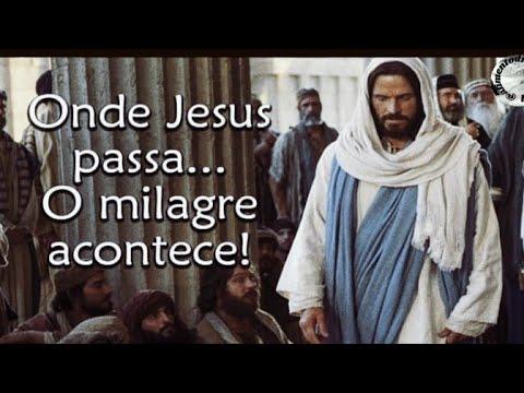 Os Primeiros Milagres de Jesus