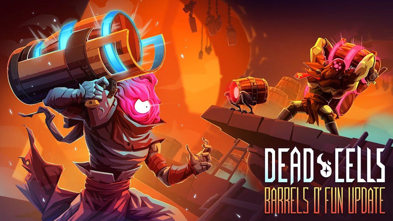 《死亡細胞》將免費帶來「Barrels o' Fun」更新,全新關卡「廢棄酒廠」將成為「高塔」的可替代路徑,此外還有更多後期的敵人、武器、裝備、配樂提供。本更新現已上線。 Maxresdefault