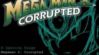 Megaman X: Corrupted OST - Strike's Battle Theme Extended