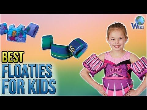 8 Best Floaties for Kids 2018