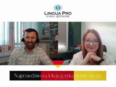 Kadr z filmu na youtube - Najprawdziwsza lekcja języka niemieckiego 10_20