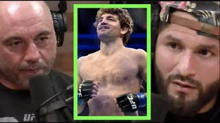 "Jorge Masvidal on Ben Askren ""I Want to Break His Face"" 