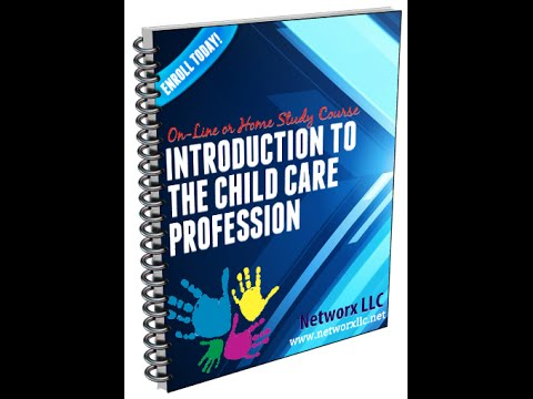 Course: Introduction to the Child Care Profession Chap1 Ass1 ...