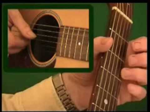 Beginners Guitar Lessons - Acoustic Guitar Lesson 1