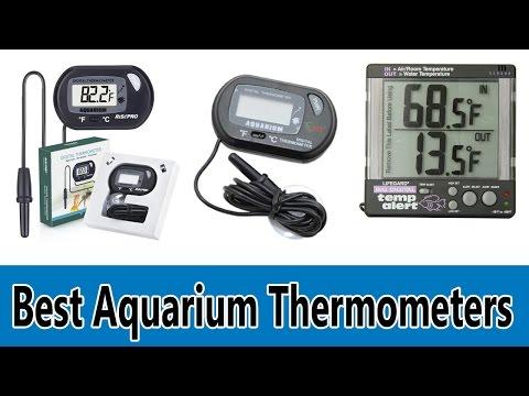 Top 5 Best Aquarium Thermometers Review 2017