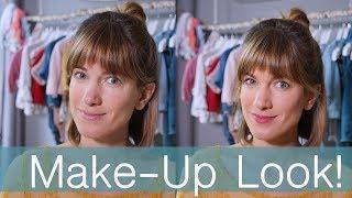 Natürlicher Make-Up Look! - Wir machen uns zusammen fertig