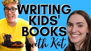 How to Write FOR KIDS! Feat. Kat Sperling Books