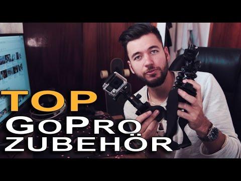 MEIN TOP 3 GOPRO ZUBEHÖR 2018! 👈