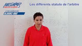 Portrait N°1 Laurenne Gueroult Arbitre Candidate Ligue