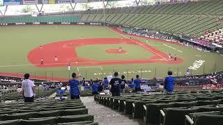 20180722埼玉西武ライオンズ西川愛也応援歌
