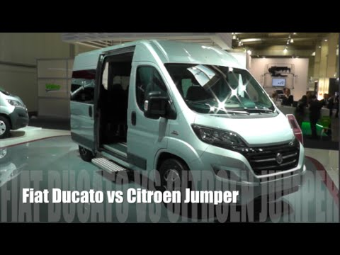 Citroen  Jumper Фургон класса M - тест-драйв 3