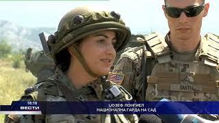 Експлозии од минофрлачи во живо: Сител на НАТО воена вежба на Криволак