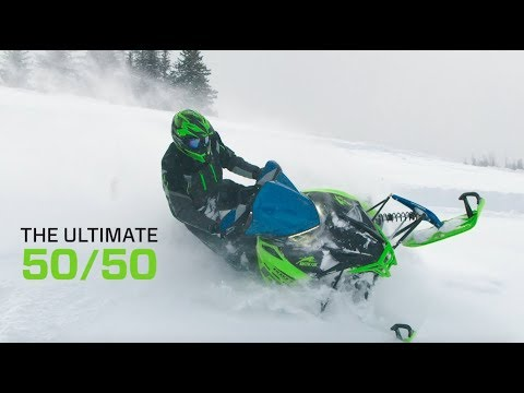 2020 Arctic Cat Riot X 8000 ES in Elma, New York - Video 1