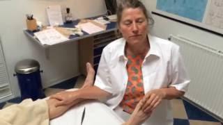 Neck pain and the phrenic nerve