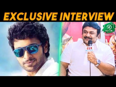Interview With Actor Prabhu