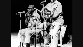 Sonny Terry & Brownie McGhee - Betty and Dupree
