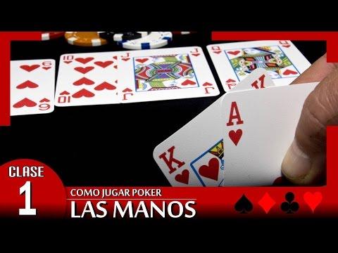 Las manos | Cómo jugar poker #1