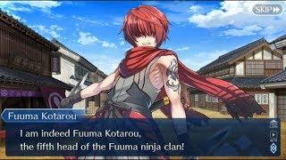 Fuuma Kotarou  - (Fate/Grand Order) - [FGO NA] Shimousa Chapter 7 vs Fuuma Kotaro - NPC Musashi Solo