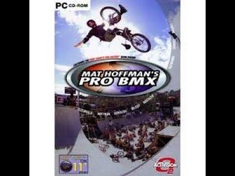 Mat Hoffman's Pro BMX PC