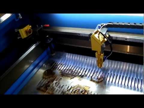 The eBay laser cutter!