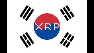 November Bitcoin Ripple XRP Bull Runs Begin In South Korea
