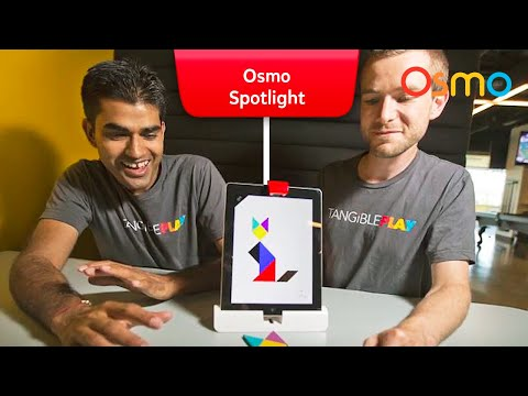Osmo Spotlight Video - featured by Amazon