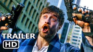 GUNS AKIMBO Trailer # 2 (NEW, 2020) Daniel Radcliffe, Samara Weaving Movie HD