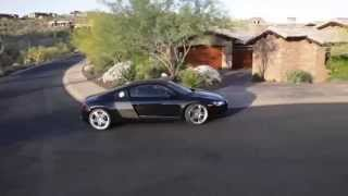 The Audi does not convey on sale of home!
