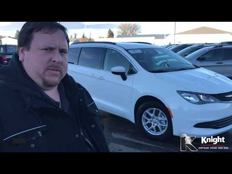 Pre-Owned 2017 Chrysler Pacifica LX | *Advertised Special*