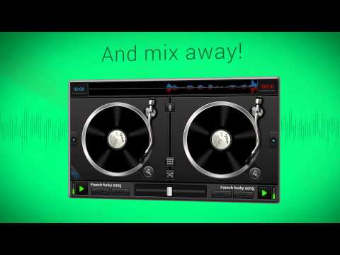 Video of DJ Studio 5 - Free music mixer